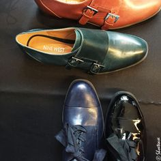 Nine West Canada Shoes Fall 2015 - menswear inspired brogues