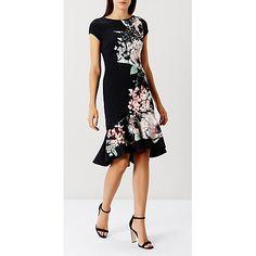 Buy Coast La Paz Levin Dress, Multi Online at johnlewis.com