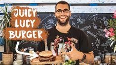 BACONFONATTAL tuningolt JUICY LUCY burger 🥓🧀🍔