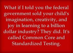 and 'no child left behind' bs; less politics in ed. system, holding grant $ hostage, etc. Common Core Education, Bad Education, Childhood Education, American Exceptionalism, Truth And Justice, Teaching Quotes, The Ugly Truth, Thought Provoking, Inspirational Quotes