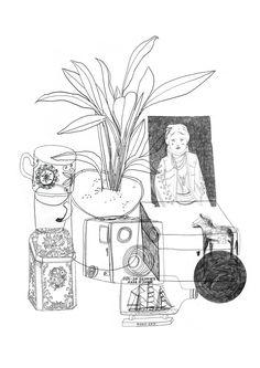 Objects | por Lizzy Stewart