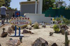LEGOLAND Miniland USA | Las Vegas sign