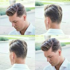 Hipster Haircut For Men Stylish Haircuts, Cool Haircuts, Haircuts For Men, Popular Short Hairstyles, Cool Hairstyles For Men, Classic Mens Hairstyles, Medium Short Hair, Medium Hair Styles, Hair And Beard Styles