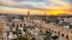 Jerusalem is Israel's largest city and three religions i. Islam, Judaism and Christianity regard it as a holy city. It is among the world's oldest cities and is a. Old City Jerusalem, Kingdom Of Jerusalem, Israel Tours, Israel Trip, Israel Travel, Walled City, Holy Land, Tel Aviv, Day Tours