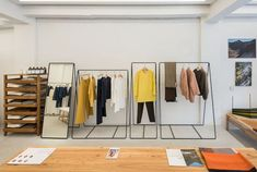 Klee Klee: A Clothing Store to Reconnect with Natural Rhythm and Lifestyle https://www.futuristarchitecture.com/37587-klee-klee-a-clothing-store-to-reconnect-with-natural-rhythm-and-lifestyle.html