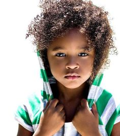 Sheesh, what a beautiful child. Beautiful Black Babies, Beautiful Children, Beautiful Gorgeous, Curly Hair Styles, Natural Hair Styles, Natural Curls, S Curl, Natural Hairstyles For Kids, Precious Children