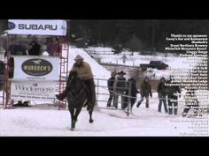 Ski Joring Whitefish Montana 2014 Come Join the Fun this year being held on the 25th and 26th of January. One of the Flathead Destinations worth attending. for sure.