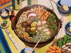 Anime B: Pin by Shirley Shum on Anime food Anime, Food drawing, Food illustrations Anime Bento, Anime Gifs, Anime Art, Aesthetic Food, Aesthetic Anime, Retro Aesthetic, Arte Copic, Vaporwave Anime, Casa Anime