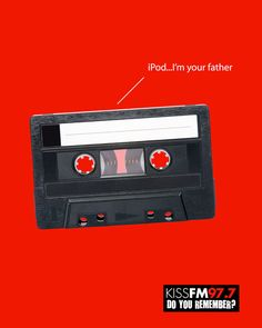 iPod, I'm your father!