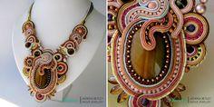 Ожерелья Aurus Jadwiga Jewlery, Patterns, Fashion, Block Prints, Moda, Jewerly, Fashion Styles, Schmuck, Jewelry