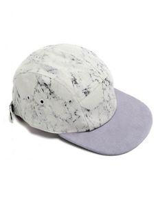 Shallowww X Moupia Light Lavender 5 panels hat 5 Panel Hat, Marble Pattern, Cool Hats, Custom Hats, Dear Santa, Pattern Design, Fashion Accessories, Baseball Hats, Fashion 2015