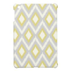 Tribal Ikat Chevron iPad Mini Covers