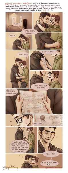 Binomial Coefficients- Sterek by spider999now on DeviantArt