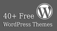 40+ of the best WordPress themes - and they're all free!