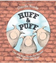 One more book to use in a comparison study for The Three Little Pigs!