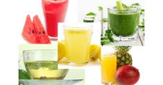 """A gyümölcsök nagyszerűen méregtelenítik a szervezetet, és még az ízük is nagyszerű.Segítségükkel könnyen elvégezheted a """"nagytakarítást"""", és még fogyókúrás szempontból is jó lehet a vitaminok és az ásványi anyagok Izu, Nutribullet, Vitamin C, Kitchen Appliances, Diets, Diy Kitchen Appliances, Home Appliances, Kitchen Gadgets"""