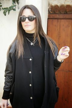 @annalisamasella #InsideMe con #Sagapo #fashion #blogger #outfit #necklace #happy #collection