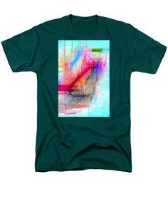 Men's T-Shirt (Regular Fit) - Abstract 9589