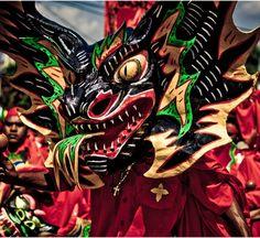 diablos danzantes de yare,MIRANDA.VENEZUELA.