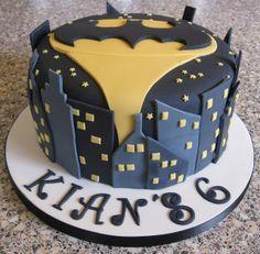 Batman cake | Flickr - Photo Sharing!