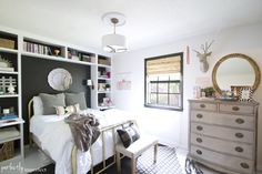 Julie's Room Reveal   perfectly imperfect
