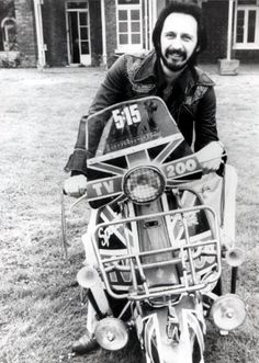 John Entwistle of The Who in 1979