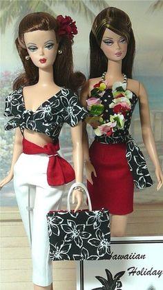 Barbie Fashions - Hawaii...
