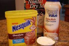 Homemade Basic Chocolate Recipe http://creativelyhomemade.wordpress.com/tps-quenchers/hot-chocolate/recipes/