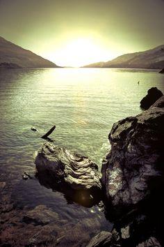 'Calm Waters of Loch Lomond' - Paul Taylor