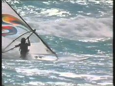 Salt #vintagefriday: Windsurfing Robby Naish - Blog - Salt   Trail seekers & Happy dreamers