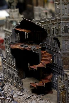 Spyral Prime Battle Boards by jontlaw Warhammer Terrain, 40k Terrain, Game Terrain, Wargaming Terrain, Warhammer 40k, Eternal Crusade, Grey Knights, Space Marine, Small World