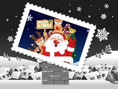 kerstpostzegel