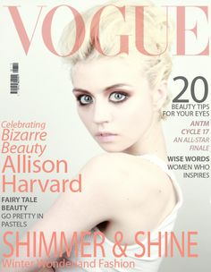 Cycle 17, Allison Harvard// #girlcrush!, Hey, every girl has one, don't deny the truth!!!!