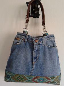 come riciclare pantaloni vecchi