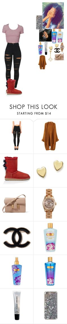 """""""~ cranes ~"""" by foodislyfe ❤ liked on Polyvore featuring Vibrant, UGG Australia, Bloomingdale's, Tom Ford, Rolex, Chanel, Victoria's Secret, Bobbi Brown Cosmetics and Gioelli"""