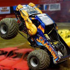 samson Monster Mud, Big Monster Trucks, Cars Motorcycles, Vehicles, Car, Vehicle, Tools