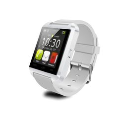 awesome New Model Touch Screen Bluetooth Smart Watch WristWatch Wrist Wrap Watch Phone Mate Handsfree For IOS S4 Android iphone 4/4S/5/5C/5S Samsung S2/S3/S4/Note 2/Note 3 Cell Phone U8 (White) Check more at http://cellphonesforsaleinfo.com/product/new-model-touch-screen-bluetooth-smart-watch-wristwatch-wrist-wrap-watch-phone-mate-handsfree-for-ios-s4-android-iphone-44s55c5s-samsung-s2s3s4note-2note-3-cell-phone-u8-white/