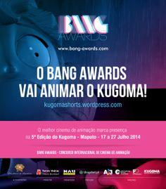 vai a Maputo! Maputo, Cinema, Bangs, Awards, Shortfilm, 2016 Movies, Movie Theater, Movies, Fringes