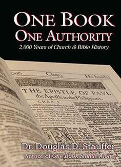 One Book One Authority PDF