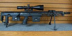 1. DSR-Precision DSR 50 Sniper Rifle