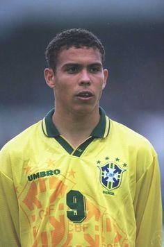 Young Ronaldo #BrazilLegend