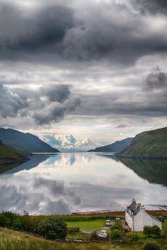 Loch Seaforth, Isle of Harris, Scotland