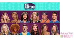 FREE Big Brother Over The Top Premiere Episode!
