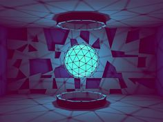 Low-Poly, Non-Isometric Worlds Dungeon Tiles, Isometric Art, Modelos 3d, Retro Futuristic, Fun At Work, 3d Paper, Digital Illustration, Illustration Styles, Low Poly