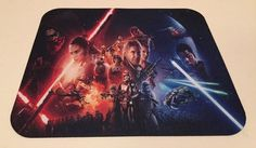 Star Wars The Force Awakens Legends Ultra Thin Custom Gamer Mouse Pad | eBay