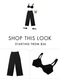 """""""undone"""" by caylor ❤ liked on Polyvore featuring Yves Saint Laurent, Monday, Maryam Nassir Zadeh and Etiquette"""