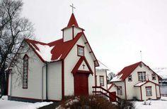 Church of St. Peter, Akureyri | © MartinPutz/WikimediaCommons