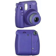 Câmera Fotográfica Analógica Instantânea Instax Mini 8 Uva - Fujifilm