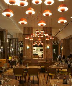 Top 10 Interior Designers Who Have Changed The World Martin Brudnizki Las Iguanas Restaurant and Bar