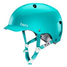 Amazon.com : Bern Unlimited Lenox EPS Summer Helmet : Sports & Outdoors
